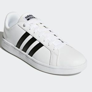 Adidas Men's CF advantage tennis sneakers new